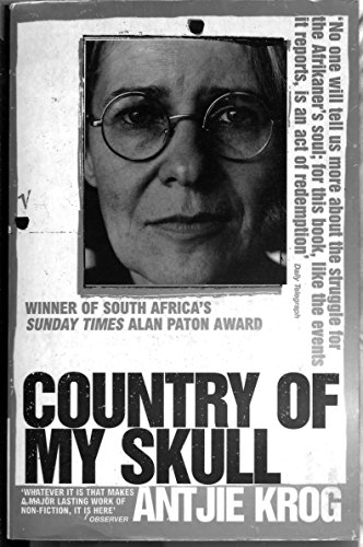 9780958419536: Country of My Skull