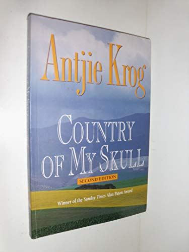 9780958419567: Country of My Skull