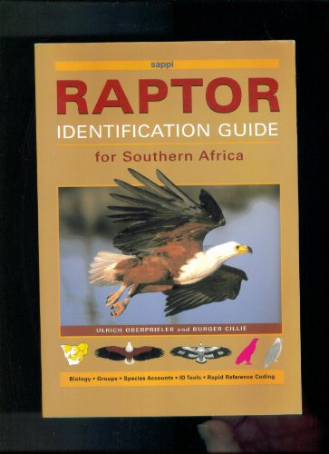 9780958419574: Raptor Identification Guide for S.Africa