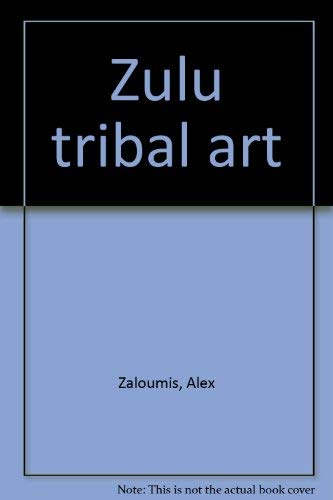 9780958428798: Zulu tribal art