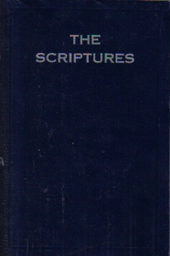 The Scriptures: The Institute for Scripture Research