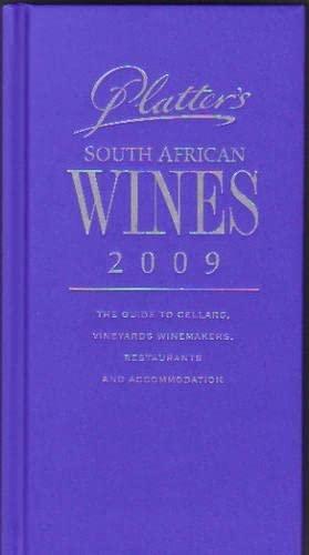 9780958450676: John Platter South African Wine Guide 2009