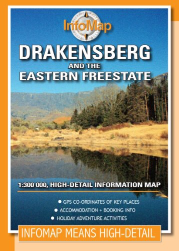 9780958470155: Drakensberg and the Eastern Freestate