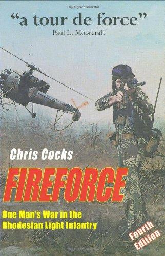 9780958489096: Fireforce: One Man's War in the Rhodesian Light Infantry
