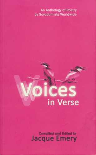 9780958511872: Voices in Verse: An Anthology of Poetry by Soroptimists Worldwide