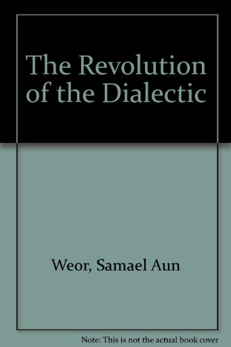 9780958535335: The Revolution of the Dialectic