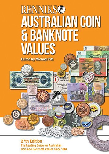 Renniks Australian Coin & Banknote Valuations: The