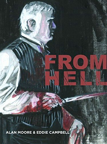 FROM HELL NEW COVER EDITION