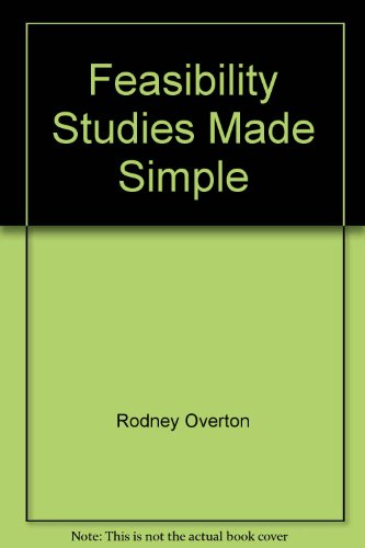 9780958582988: Feasibility Studies Made Simple