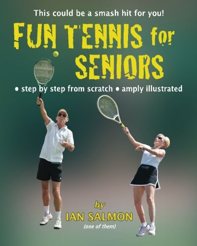 Fun Tennis for Seniors: This could be: Ian Salmon