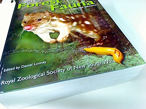 Conservation of Australia's Forest Fauna: Lunney, Daniel (editor)