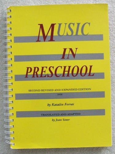 9780958629706: Music in Preschool