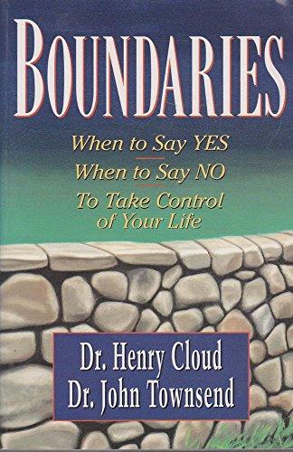 9780958686600: Boundaries - Yes No