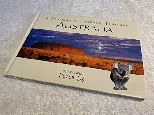 9780958700207: A Panoramic Journey through Australia: Panascopes