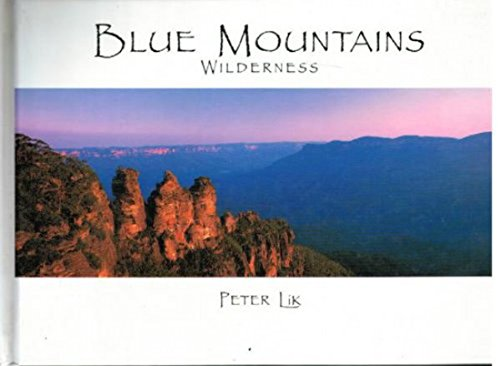 9780958700290: Blue Mountains Wilderness