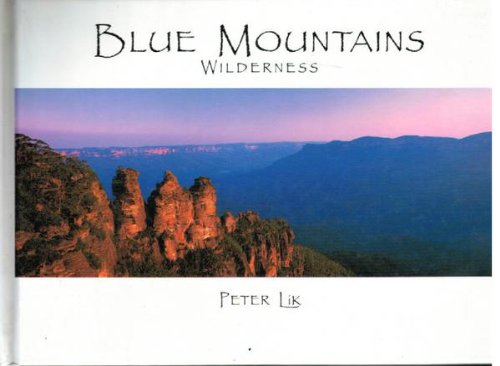 9780958700290: Blue Mountains Wilderness