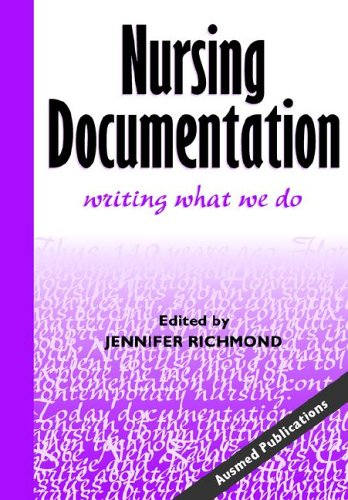 9780958717106: Nursing Documentation