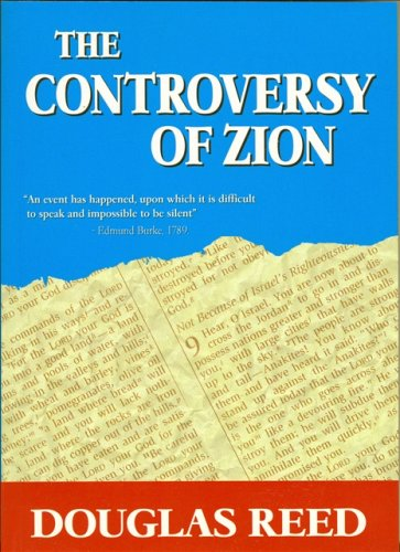 9780958760225: The Controversy of Zion