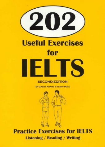 9780958760454: 202 Useful Exercises for IELTS Australasian Edition (book only)