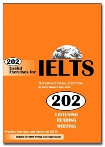 9780958760478: 202 Useful Exercises for IELTS - International Edition (Book only)