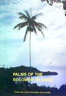 Palms of the Indonesia originally Palem Indonesia: Sastrapradja, Setijati Et All, Translated With ...