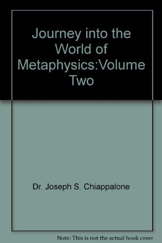 9780958795227: Journey into the World of Metaphysics:Volume Two