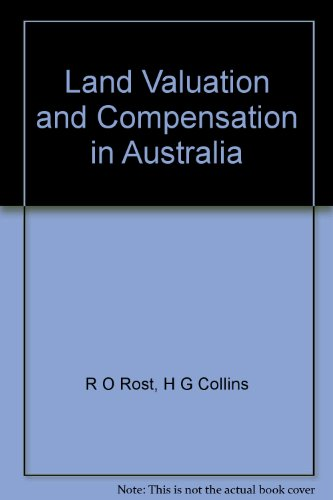 9780958802765: Land Valuation and Compensation in Australia