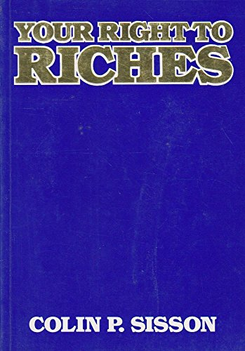 9780959001419: Your Right to Riches