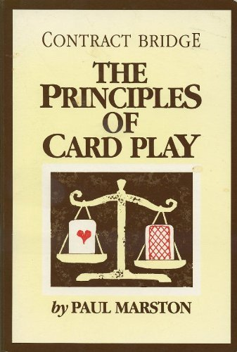 9780959045314: The Principles of Card Play. Contract Bridge