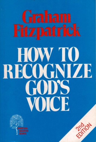 9780959072105: How To Recognize God's Voice