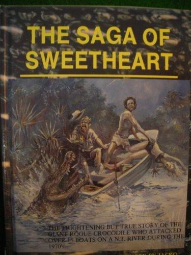 The Saga of Sweetheart: Giant Croc: Col Stringer