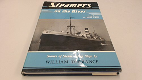 Steamers on the River from Ipswich to the Sea from Boats to Ocean Liners