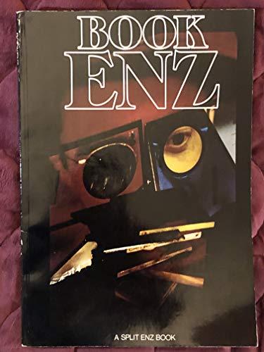 Book Enz - A Split Enz Book: GRIGGS Nigel & FOSTER Kylie