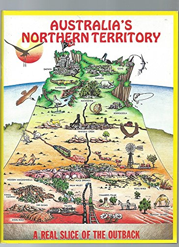 9780959236644: Australia's Northern Territory A Real Slice of the Outback [Paperback] by Ano...