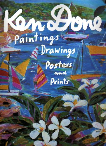 Ken Done Paintings, Drawings, Posters, and Prints