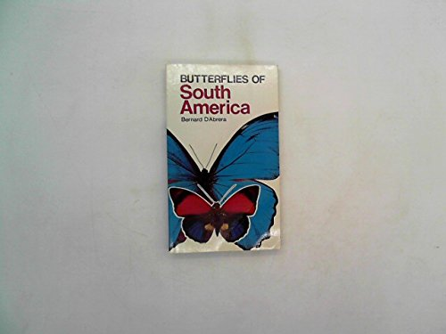 9780959363920: Butterflies of South America