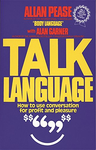 9780959365818: Talk Language: How to Use Conversation for Profit and Pleasure