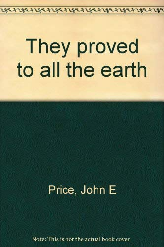 They Proved to All the Earth: Listing of All Those Victorians Who Gave Their lives through Servic...