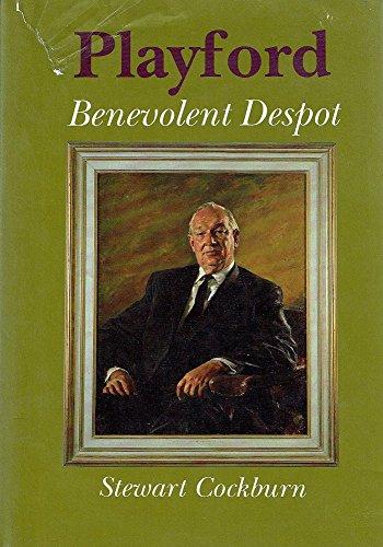 Playford - Benevolent Despot: Cockburn, Stewart