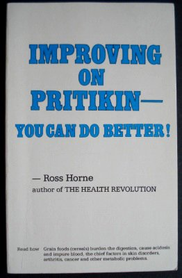 Improving on Pritikin: You Can Do Better