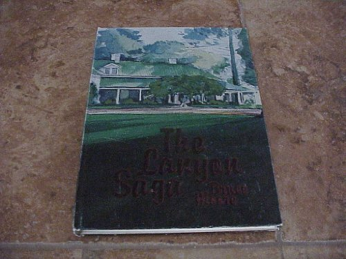 9780959464924: The Lanyon Saga - A History Of The Cunningham Family And The Lanyon, Tuggeranong and Wanniassa Estates in The A.C.T.