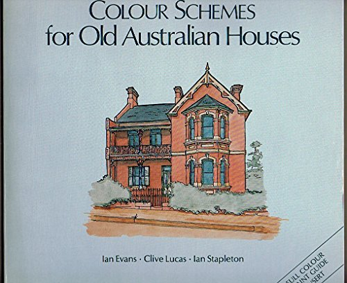 Colour Schemes for Old Australian Houses