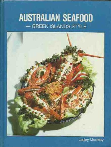 Australian Seafood Greek Islands Style.