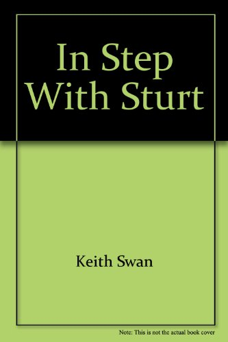 In Step with Sturt: Keith Swan and Margaret Carnegie