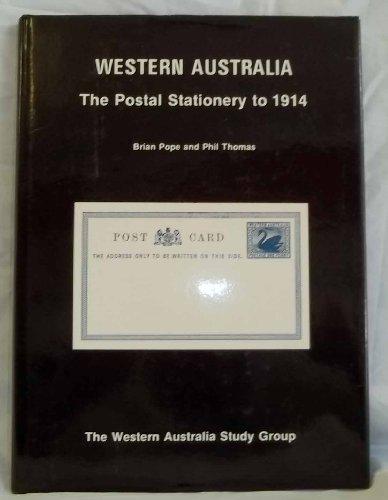 9780959647617: Western Australia. The Postal Stationery to 1914