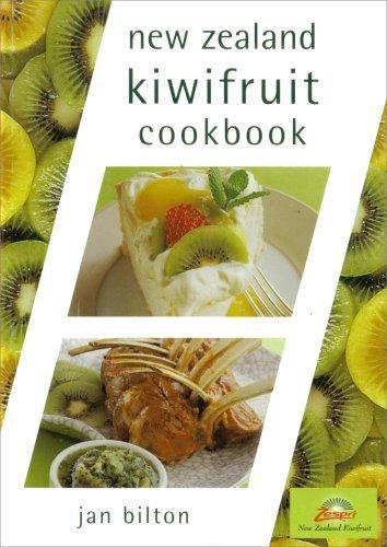 9780959759426: New Zealand Kiwifruit Cookbook