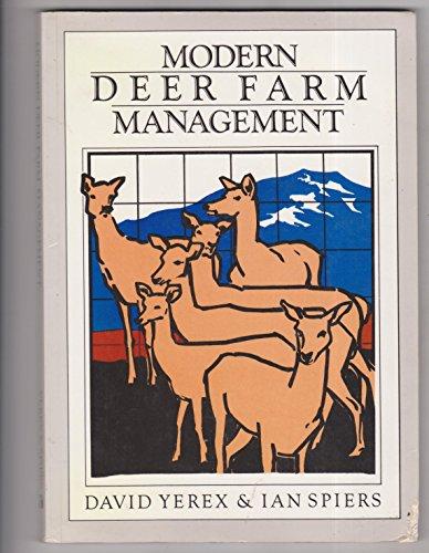 9780959762457: Modern Deer Farm Management