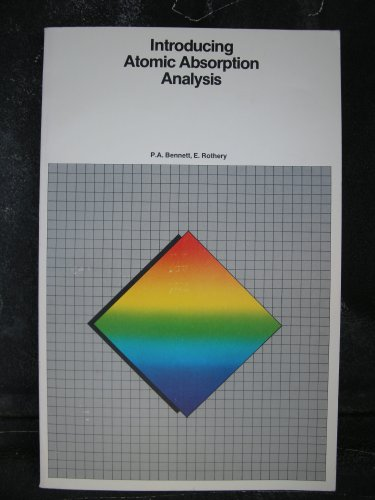 Introducing Atomic Absorption analysis: n/a