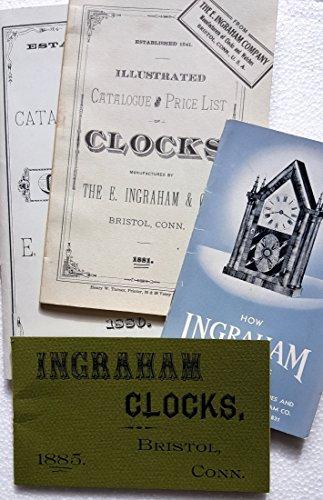 Illustrated Catalogue & Price List of Clocks: Ingraham