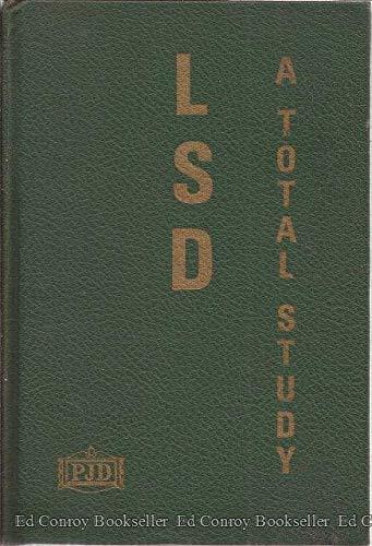 Lsd: A Total Study: Sankar, D. V.